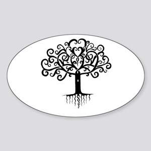 Beyond Good and Evil Oval Sticker