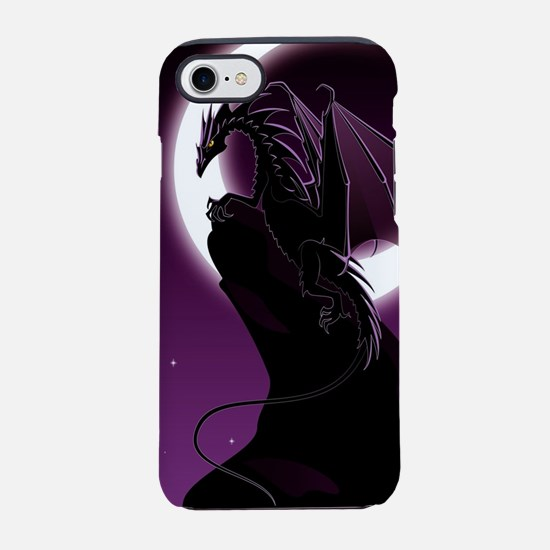 Purple Dragon iPhone 7 Tough Case