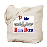 Pride Runs Deep Tote Bag