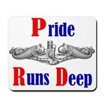 Pride Runs Deep Mousepad
