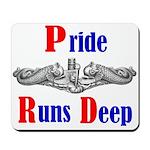 Pride Runs Deep Mousepad