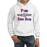 Pride Runs Deep Hooded Sweatshirt