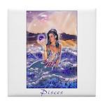 Pisces Tile Coaster