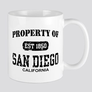 Property of San Diego Mug