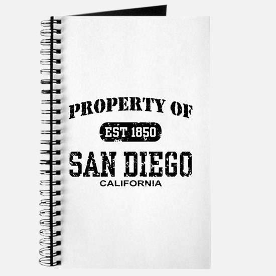Property of San Diego Journal