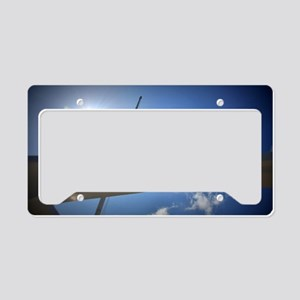 Pear Harbor Memorial License Plate Holder