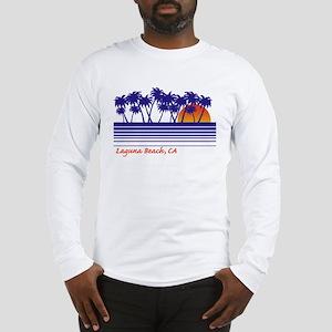 Laguna Beach, CA Long Sleeve T-Shirt