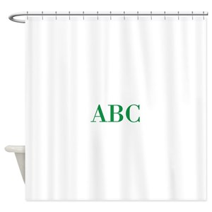 Kids Abc Shower Curtains