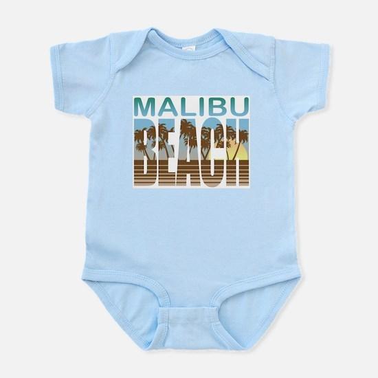 Malibu Beach Infant Bodysuit