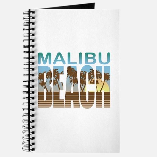 Malibu Beach Journal