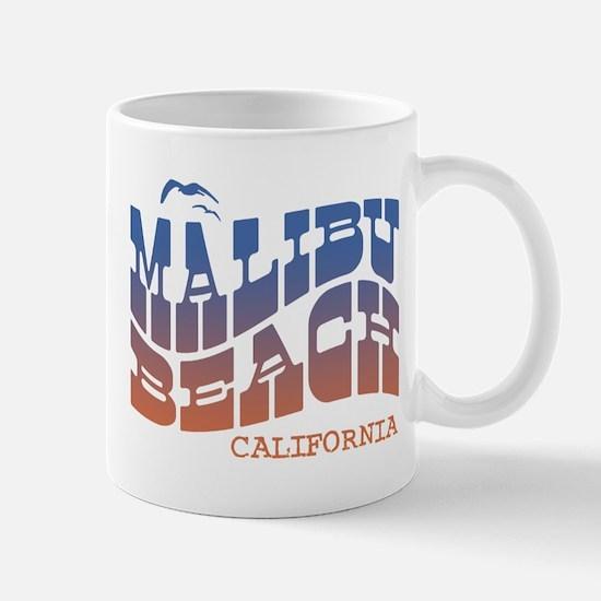 Malibu Beach California Mug