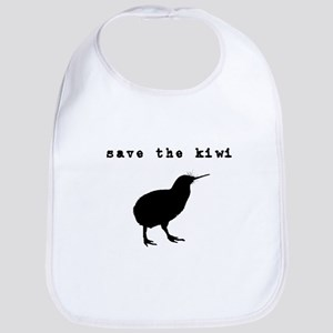Save the Kiwi Bib