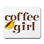 Coffee Girl Mousepad