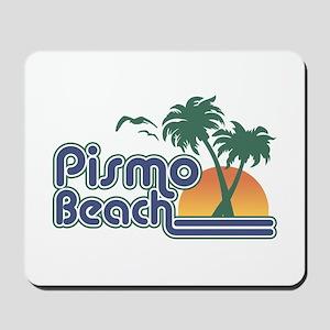 Pismo Beach Mousepad