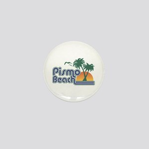 Pismo Beach Mini Button