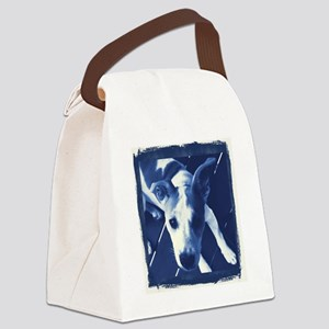 Doggone It Canvas Lunch Bag