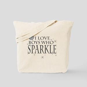 I love Boys ... Tote Bag
