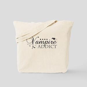 Vampire Addict Tote Bag