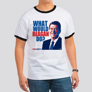 What Would Reagan Do? Design Ringer T