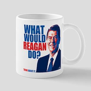What Would Reagan Do? Design Mug