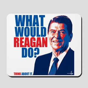 What Would Reagan Do? Design Mousepad