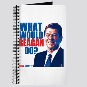 What Would Reagan Do? Design Journal