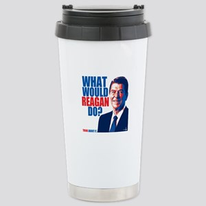 What Would Reagan Do? Design Stainless Steel Trave