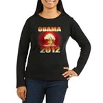 Obama 2012 - End of the World Women's Long Sleeve