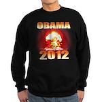 Obama 2012 - End of the World Sweatshirt (dark)