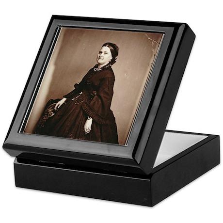 Mary Todd Lincoln Keepsake Box