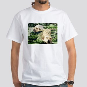 Swimteam White T-Shirt