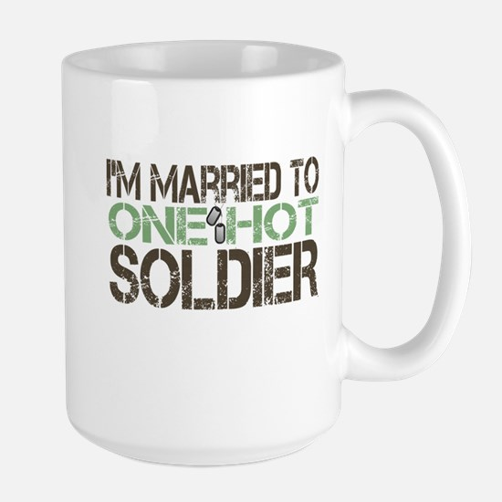 I'm married to ... Large Mug