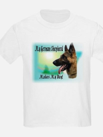 German Shepherd Gifts Kids T-Shirt