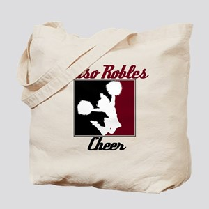 Paso Robles Cheer (1) Tote Bag