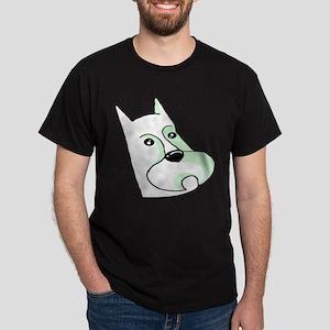 Buster Head Dark T-Shirt