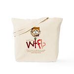 Obama WTF!? Design 1 Tote Bag