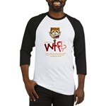 Obama WTF!? Design 1 Baseball Jersey