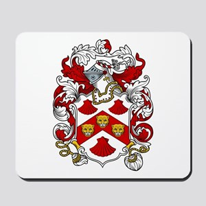 Bennington Coat of Arms Mousepad
