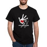 Child abuse Mens Classic Dark T-Shirts
