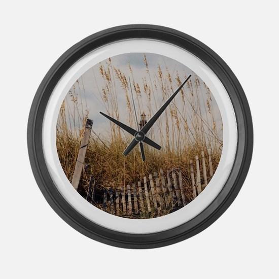 Unique Sea scapes Large Wall Clock