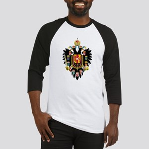 Austria Hungary Coat of Arms Baseball Jersey