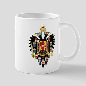 Austria Hungary Coat of Arms Mug