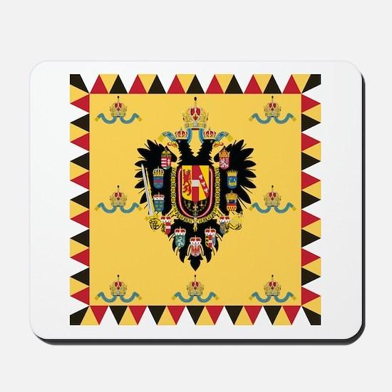 Austria Hungary Imperial Stan Mousepad