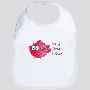 Breast Cancer Blows Bib