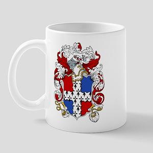 Berney Coat of Arms Mug