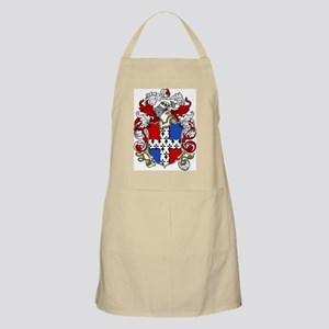 Berney Coat of Arms BBQ Apron