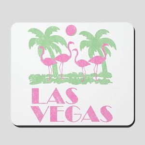 Vintage Las Vegas Mousepad