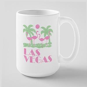 Vintage Las Vegas Large Mug