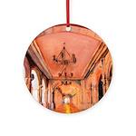 Riccoboni Balboa Park Ornament (Round)