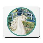 Bridge/Arabian horse (w) Mousepad